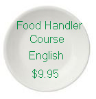 Food Handler Course English
