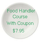 Food Handler With Coupon