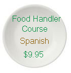 Food Handler Course Spanish