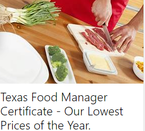 Texas Food Manager